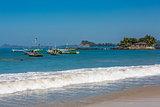 Ngapali Beach Rakhine state Myanmar