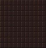 Chocolate seamless dark vector handmade, bio food background