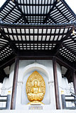 peace pagoda buddha battersea park london