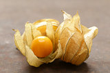 Natural organic berry cape gooseberry