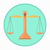Vector Balance Scales