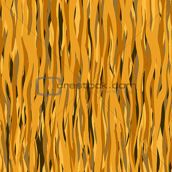 Abstract Line Orange Pattern