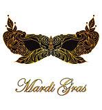 Carnival, masquerade mask.