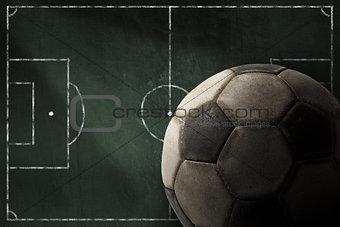 Blackboard - Sport of Football