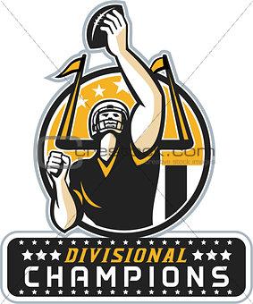 American Football Divisional Champions Retro