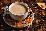 Warming Masala Chai with Spices