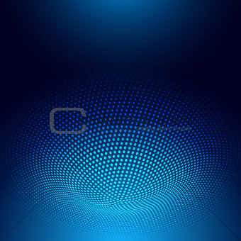 Abstract techno design background