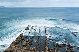 Surf ocean waves.
