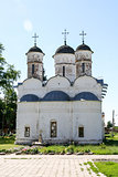 The Cathedral of the Deposition of the Robe, Russia, Suzdal