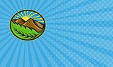 Organic Leaf Farms Business card