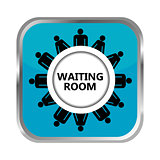 Waiting room button