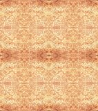 Ethnic seamless pattern. Boho beige ornament. Repeating background.