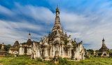 AMyint ruins city Monywa Myanmar