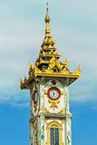 Maha Myat Muni Pagoda Mandalay city Myanmar