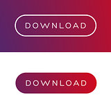 Minimal download button