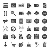 Coding Solid Web Icons