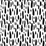 Seamless Pattern Brush Stroke