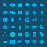 SEO Glyphs Web Icons