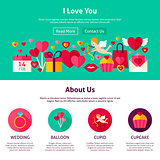 Website Design I Love You