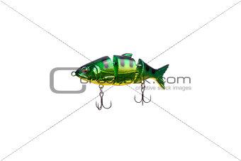 Fishing lure for catching predator