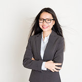 Portrait of Asian business woman