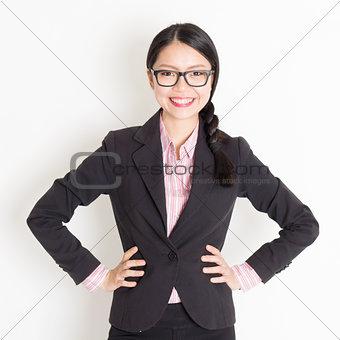 Asian businesspeople portrait