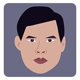 Man Face 1