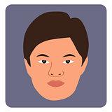 Man Face 2