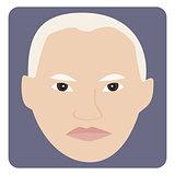 Man Face 6
