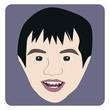 Man Face 8