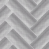 Raster dots background black white, vector.