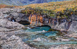 Fairy Pools, small river