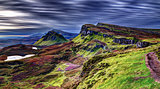 The Quiraing: early october morning.