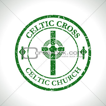Celtic cross-Celtic Church