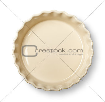 On top beige bowl