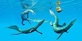 Mesosaurus Marine Reptiles