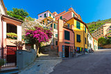 Picturesque view of Manarola, Liguria, Italy
