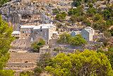 Pustinja Blaca stone desert hermitage