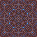 Vector damask seamless pattern