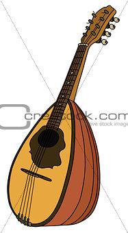 Classic mandolin