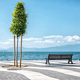 shore of Lake Garda