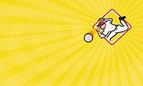 Baseball Pitchers Club Business card