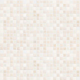 Beige ceramic bathroom wall tile pattern