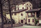 Molinetto della Croda old mill in Italy