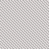 Seamless zigzag lines pattern.
