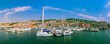 Marina Porto Antico Genova, Genoa, Italy.