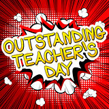 Outstanding Teacher's day