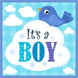 It is a boy theme image 1