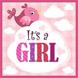 It is a girl theme image 1