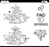educational game for coloring
